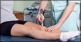 Laser therapy can save you from back pain and knee pain!
