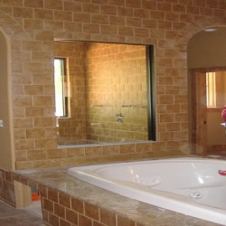 Home Services Direct's bathroom contractors work hard at every remodel.