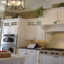 A kitchen remodel by Home Services Direct brought joy back into this kitchen.