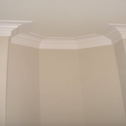 Crown molding is a great addition to your home improvement project by Home Services Direct in Chicago.