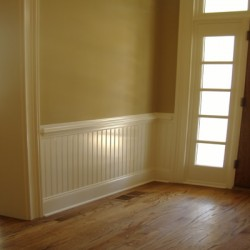 A gorgeous, heavy door will complete your home remodeling project by Home Services Direct in Chicago.