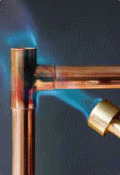Copper pipe los angeles copper pipe repair ca pex for Pex vs copper water pipes