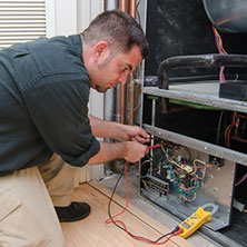 Contact us for premier heating and air conditioning service today!