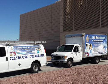 Commercial Duct Cleaning Las Vegas Commercial Air Duct
