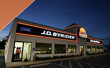 J.D. Byrider Car Dealership