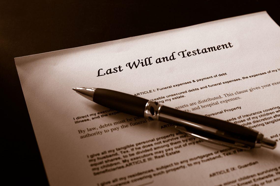 estate and will attorney