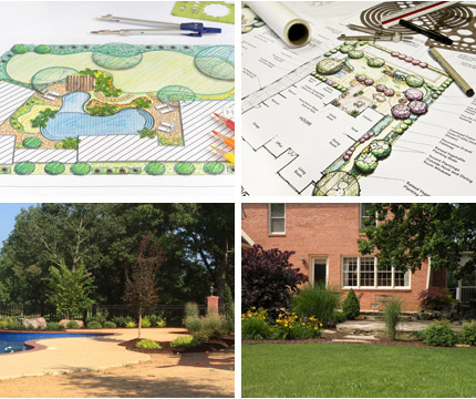landscape design and landscaping