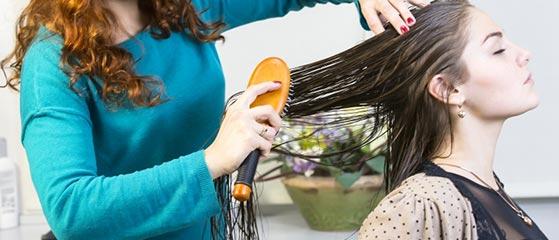 The best hair salon