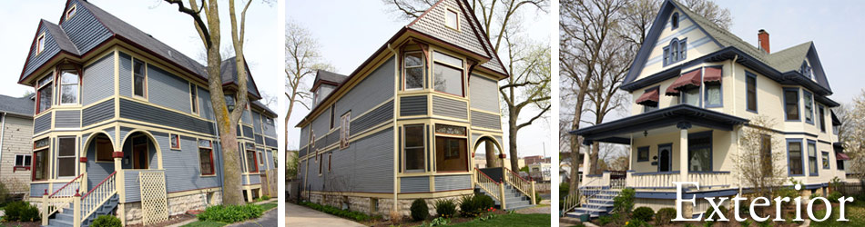 quality exterior painting company chicago exterior painting
