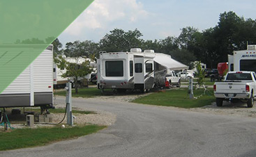 best RV Park in Louisiana