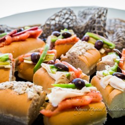 Assorted Sandwich Catering Tray
