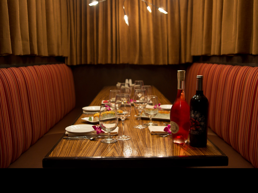 intimate dining room click here for image - Private Dining Rooms