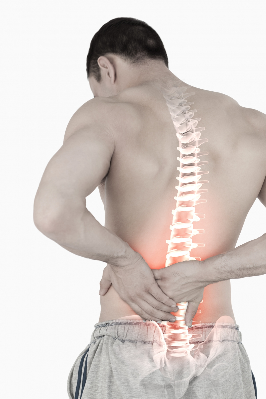 back-pain-with-spine