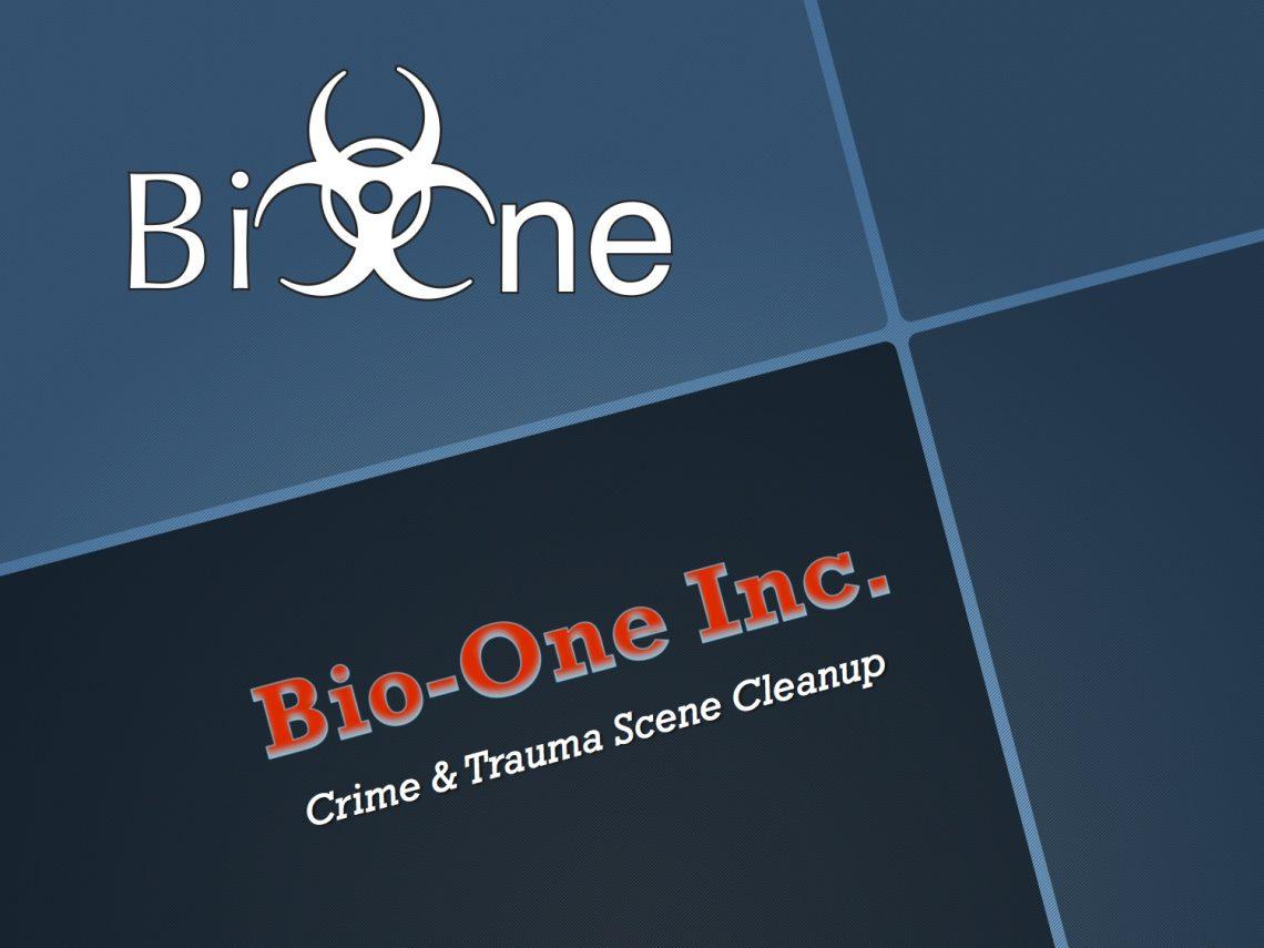 Bio-One DD (dragged)