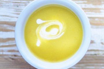 Fitness Revolution Napa Butternut Squash Soup