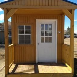 Wash Room/Mail Room