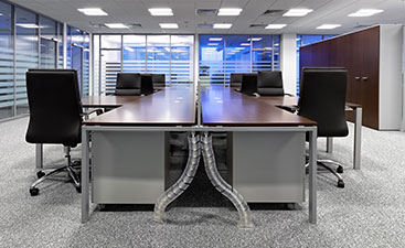 We Offer A Variety Of Fitout Services