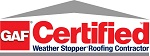Royal Renovators Roof Installations are Done by GAF Certified Roofers