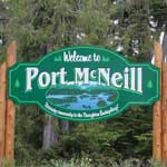 Welcome to Port McNeill