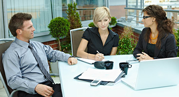 Payroll Vault-Buying a Franchise-Meeting