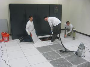 Contact us for premier data center cleaning today.