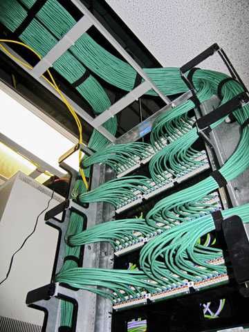 Network Cable Wiring