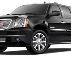 suv yukon preferred limo