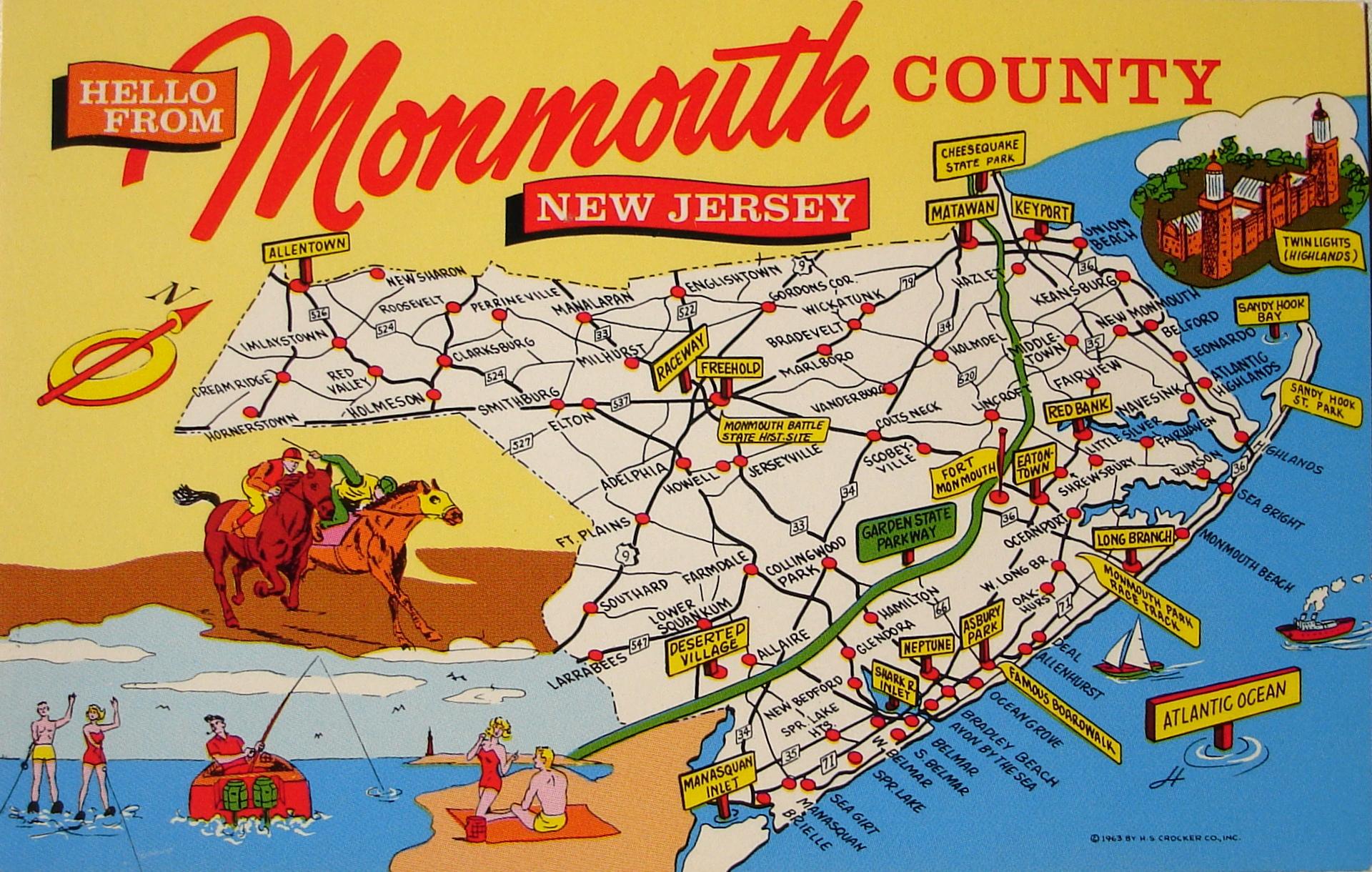 Car Rental Monmouth County Nj