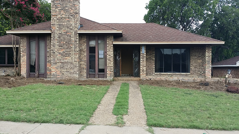 Exterior Home remodeling, Dallas Renovation Contractors