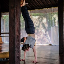 Enjoy the peace of our luxury yoga retreat. Contact us today!