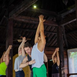 Reach new heights at our yoga camp. Call today!