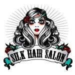 Silk Hair Salon Logo