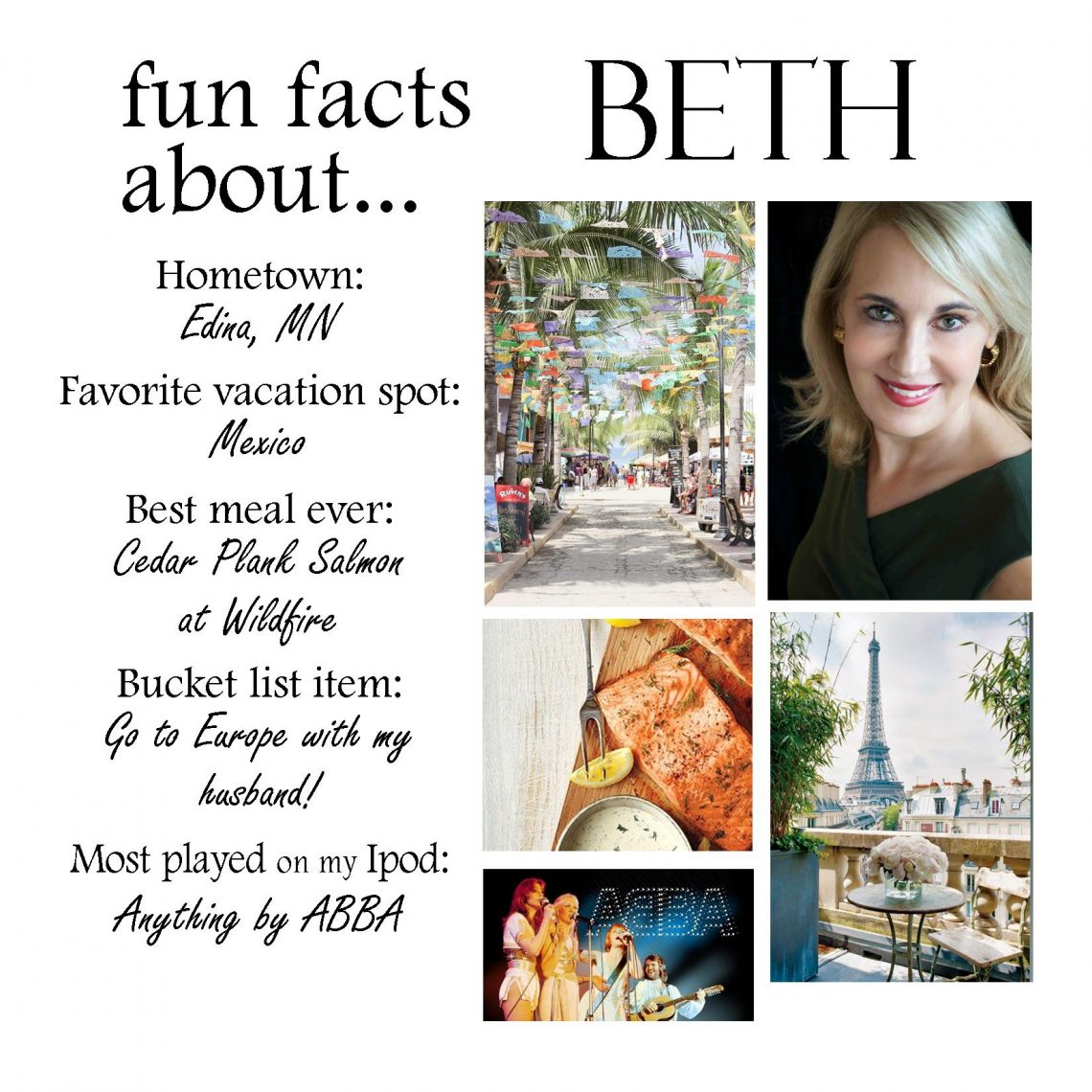 beth fun fact