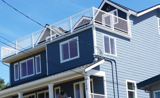 Sno-King Contractors specializes in roofing and gutters in the Puget Sound, WA area.