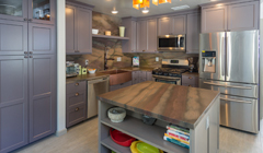 One of our kitchen remodels near Poway