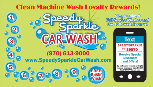 Car wash coupons for full service car wash.