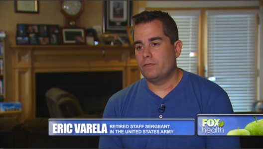 Joint Surgery Stops Veteran's Pain