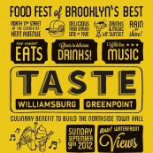Taste Williamsburg-Food and Beverage PR
