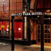 Hospitality PR-Hotel PR-Bryant Park Hotel