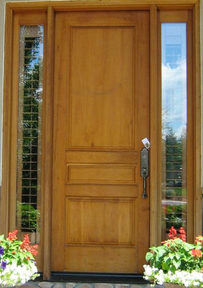 Refinish Exterior Wood Door Refinishing Exterior Wood Door General Discussion Contractor Talk