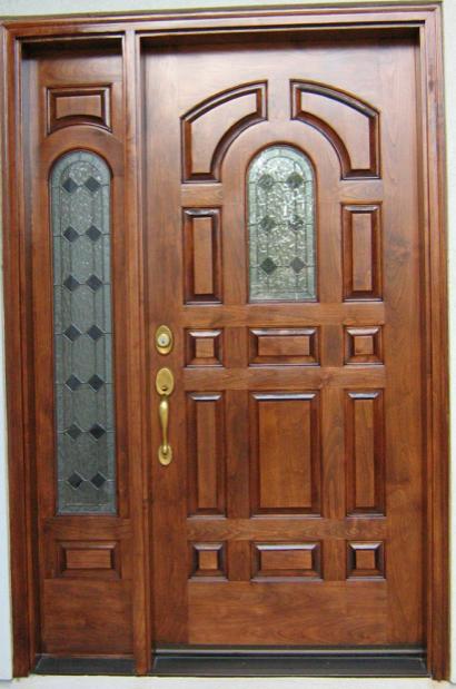 Front Door Refinishing Refinish Wood Door Wood Door