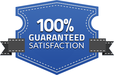 Home Contractors-Satisfaction Guarantee Logo-Texas Remodel Team