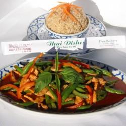 Chicken Thai Food