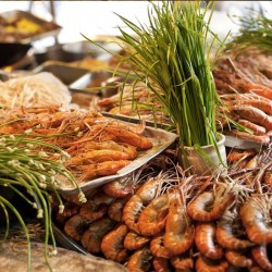 Thai Dishes Shrimp Dishes
