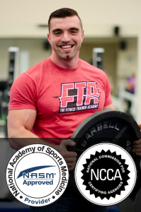The Fitness Trainer Academy and NASM