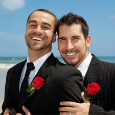Count on us for our LGBTQ wedding officiating and planning services!