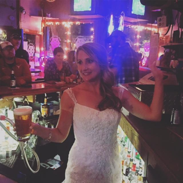 bartending-bride