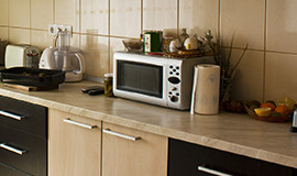 Microwave Repair Services