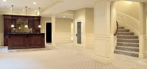 Basement renovations can be the most fun renovations in your house.