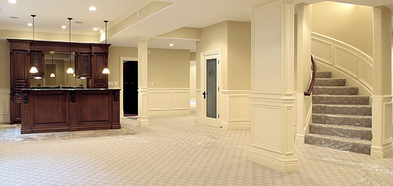 Make your extra space whatever you want it to be when you hire the best basement contractors in Boston.